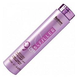 DIKSON Кондиционер с Dulcemin LS 8594 для поддержания результата после ухода / B-FILLER 250млКондиционеры<br>Кондиционер используется после шампуня Bfiller Shampoo и дарит волосам всю пользу свойства гликопротеина Dulcemin LS8594 из семян сладкого миндаля, обладающего интенсивными питательными и смягчающими свойствами. Предотвращает проблему секущихся кончиков. Glam Bfiller Conditioner рекомендуется использовать каждый раз после мытья шампунем. Активные ингредиенты:Dulcemin LS8594 (гликопротеин), миндаль. Результат: благодаря пролонгированному увлажняющему эффекту, волосам возвращается естественная красота, они становятся плотными и шелковистыми, как никогда! Способ применения: после мытья волос шампунем Glam Bfiller Shampoo нанести уплотняющий кондиционер Glam Bfiller Conditioner, оставить на несколько минут, а затем смыть и уложите волосы. Встряхнуть флакон перед использованием.<br><br>Объем: 250 мл<br>Вид средства для волос: Увлажняющий<br>Назначение: Секущиеся кончики