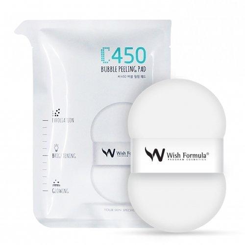 Купить WISH FORMULA Пилинг для тела / C450 Bubble Peeling Pad 4 х 30 мл