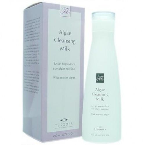 TEGOR Молочко очищающее с водорослями / Algae Cleansing Milk COMPLEMENTARY 200мл
