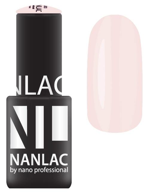 Купить NANO PROFESSIONAL 2192 гель-лак для ногтей, Кхумбу / NANLAC 6 мл, Розовые