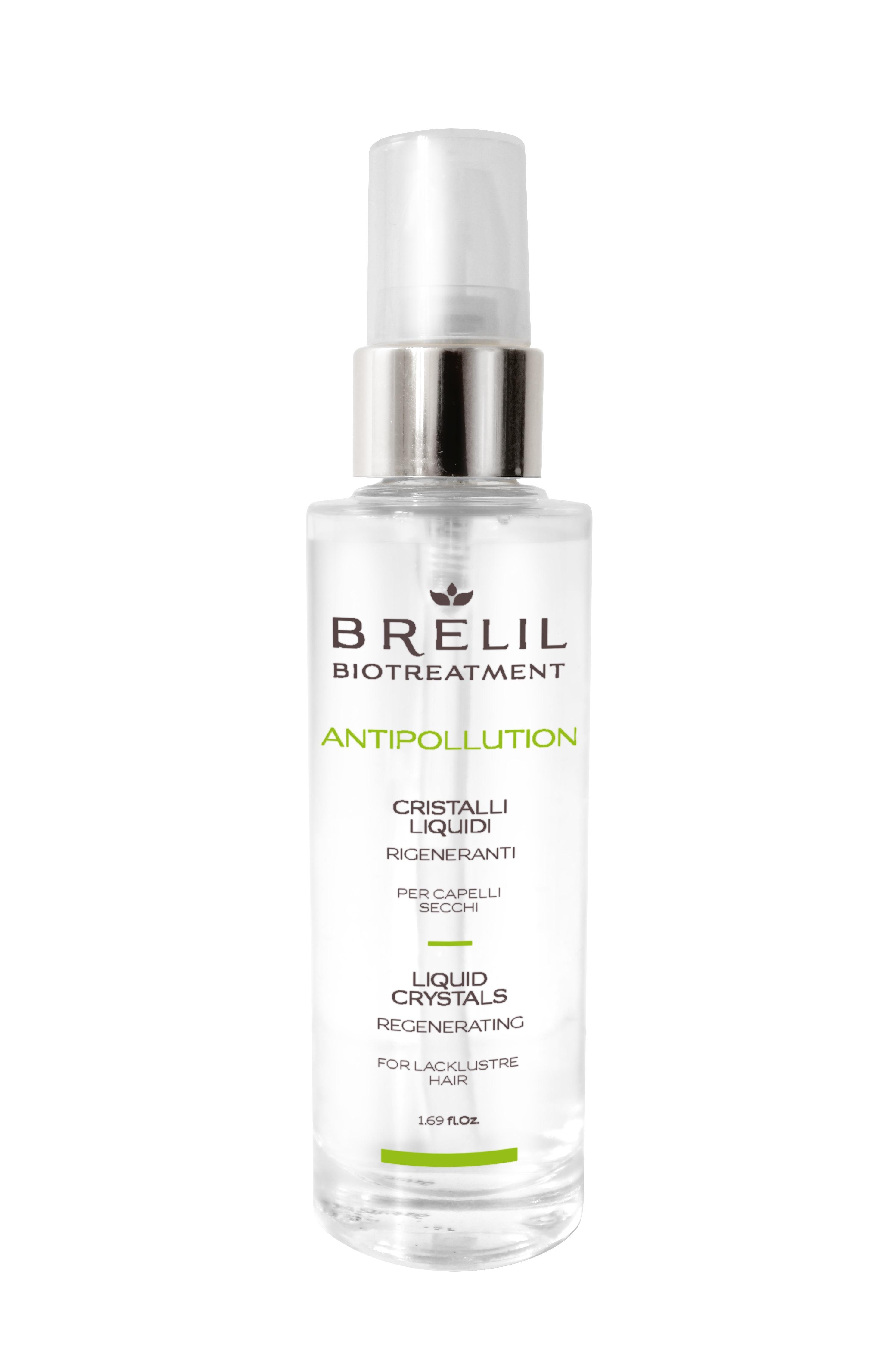 Купить BRELIL PROFESSIONAL Кристаллы жидкие регенерирующего действия для волос / BIOTREATMENT 50 мл