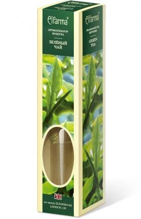 "ELFARMA Ароматизатор воздуха ""Зеленый чай"" 50мл"