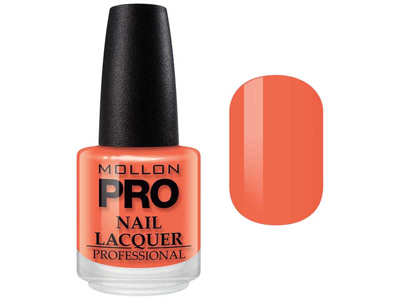 MOLLON PRO ��� ��� ������ � ������������ / Hardening Nail Lacquer 56 15��