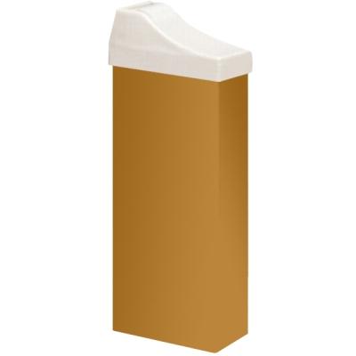 BEAUTY IMAGE Кассета с желтым воском (лицо) / ROLL-ON 110млВоски<br>Натуральный прозрачный воск без добавок, в кассете с узкой насадкой для лица. Воски Beauty Image изготавливают на основе смол растительного происхождения, которые подходят даже для самой чувствительной кожи, входящие в состав активные компоненты оказывают смягчающий, успокаивающий и питательный уход. При нанесении на кожу воск быстро остывает до температуры тела, наносится по росту волос и удаляется при помощи специальной бумаги, для наилучшего эффекта рекомендуется использование средств до и после эпиляции.  Применение: 1. Очистите кожу тоником с помощью ватного диска, высушите салфетками. 2. Вставьте кассету с воском в аппликатор-нагреватель и включите его в сеть. 3. Нагревайте в течение 15-20 минут при температуре 45-50 градусов. 4. Отключить нагреватель от сети! 5. Нанесите воск на кожу по направлению волос, не вынимая кассету из нагревателя. 6. Наложите бумагу для снятия воска на зону эпиляции, оставляя примерно 1 см для захвата бумаги рукой. 7. Зафиксируйте кожу рядом с зоной эпиляции рукой, удалите бумагу резким движением руки против роста волос. Один лист бумаги может использоваться несколько раз. 8. Остатки воска и липкость удаляются при помощи цветочного масла, либо салфеток пропитанных цветочным маслом. 9. После процедуры рекомендуется использовать средства после эпиляции для снятия раздражения, для увлажнения и питания кожи, а так же средства задерживающие рост волос.<br><br>Объем: 110