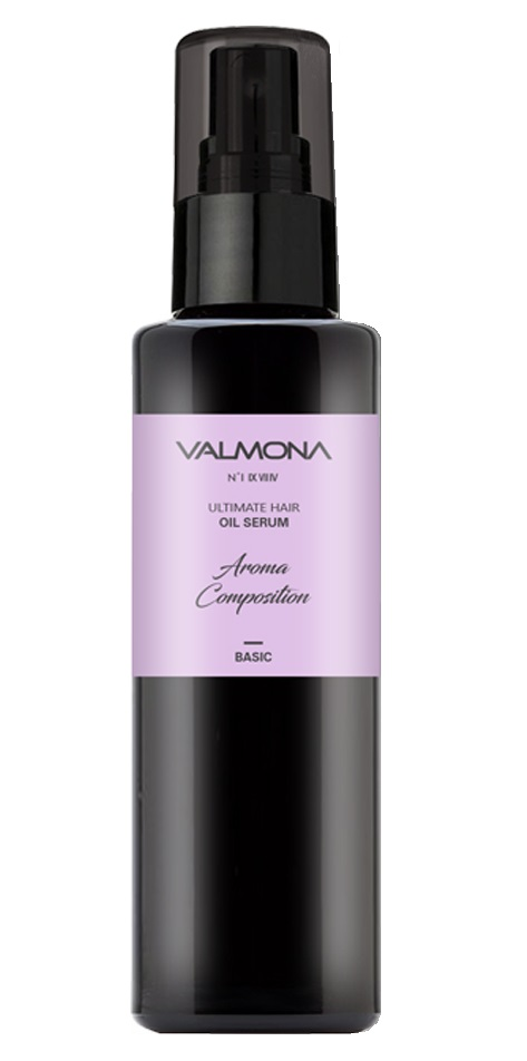 Купить EVAS Сыворотка для волос Арома / VALMONA ULTIMATE HAIR OIL SERUM, AROMA COMPOSITION 100 мл