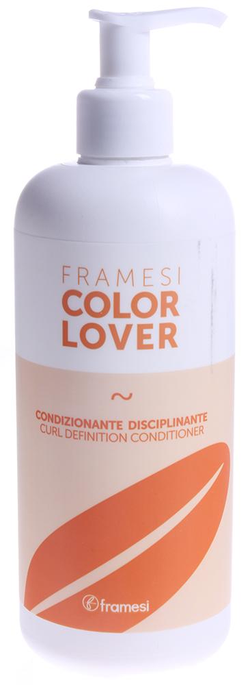 FRAMESI Кондиционер для вьющихся волос / Curl Definition Conditioner COLOR LOVER 500мл