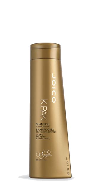 JOICO Шампунь восстанавливающий для поврежденных волос / K-PAK 300мл