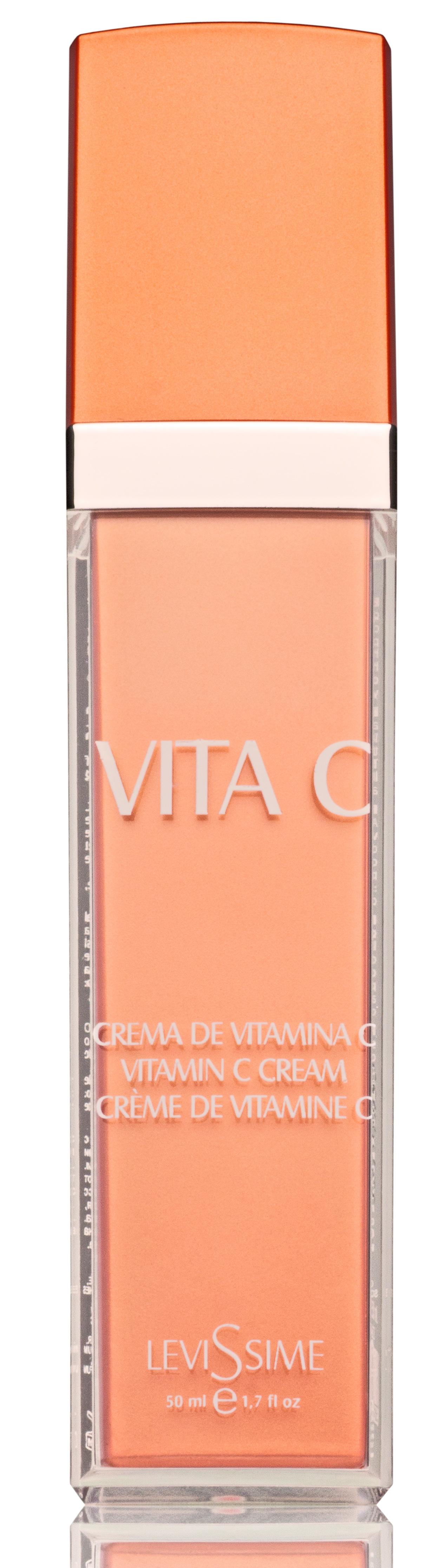 LEVISSIME Крем оживляющий с витамином С / Vita C Cream 50 мл -  Кремы