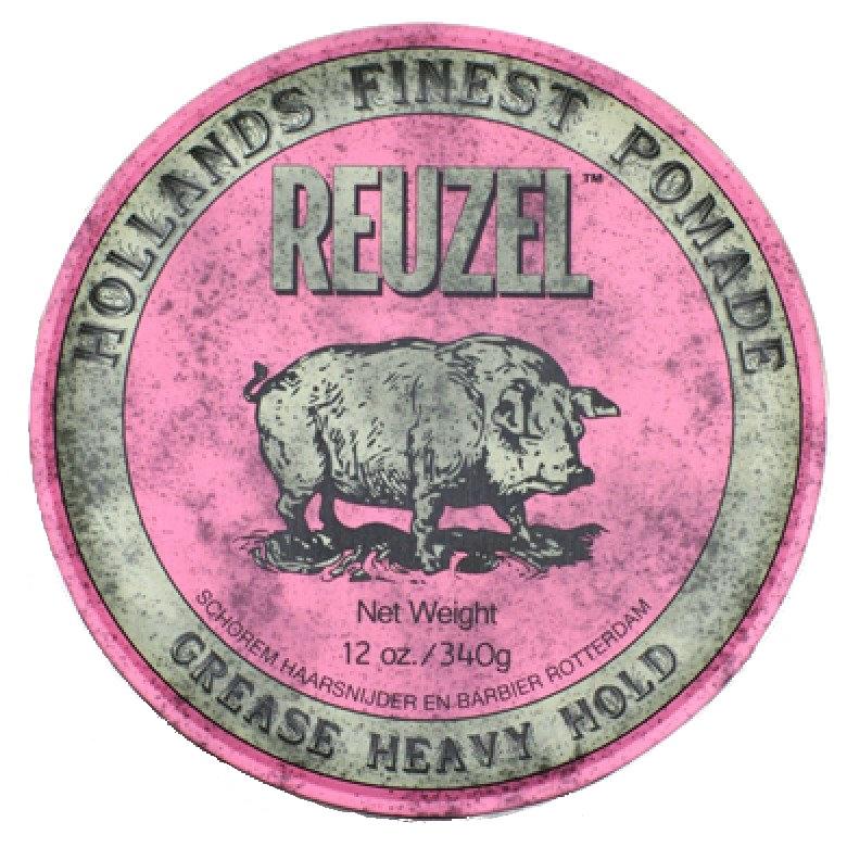 REUZEL Помада розовая на петролатумной основе / Hog 340 г