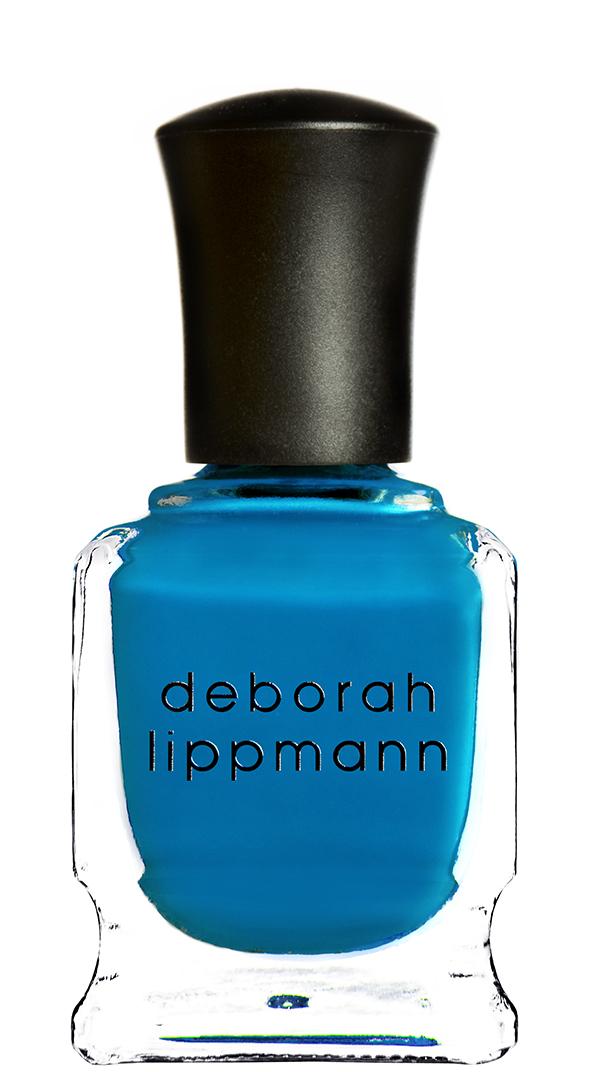 DEBORAH LIPPMANN Лак для ногтей Video killed the radio star 15млЛаки<br>Суперский синий &amp;#40;текстура - крем&amp;#41;<br><br>Цвет: Синие<br>Виды лака: Глянцевые