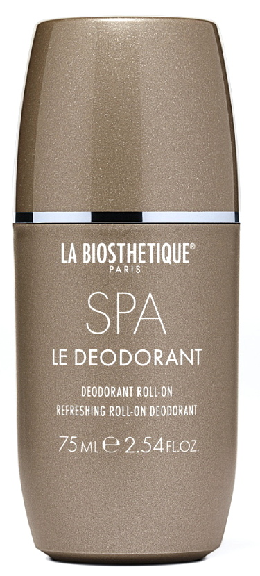 LA BIOSTHETIQUE Дезодорант роликовый освежающий / Le Deodorant SPA 75 мл - Дезодоранты