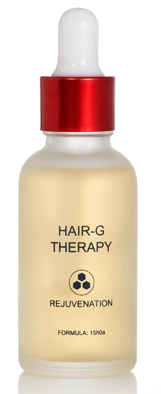 HIKARI LABORATORIES Сыворотка терапевтическая с эффектом мезотерапии против выпадения волос / HAIR-G THERAPY SERUM 30 мл фото