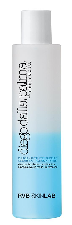 Купить DIEGO DALLA PALMA PROFESSIONAL Средство двухфазное для снятия макияжа с глаз и губ / BIPHASIC EYE-LIP MAKE UP REMOVER 200 мл