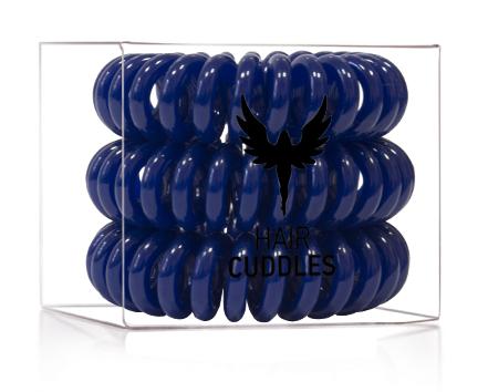 HAIR BOBBLES HH Simonsen Резинка для волос Темно-синяя / Hair Bobbles HH Simonsen