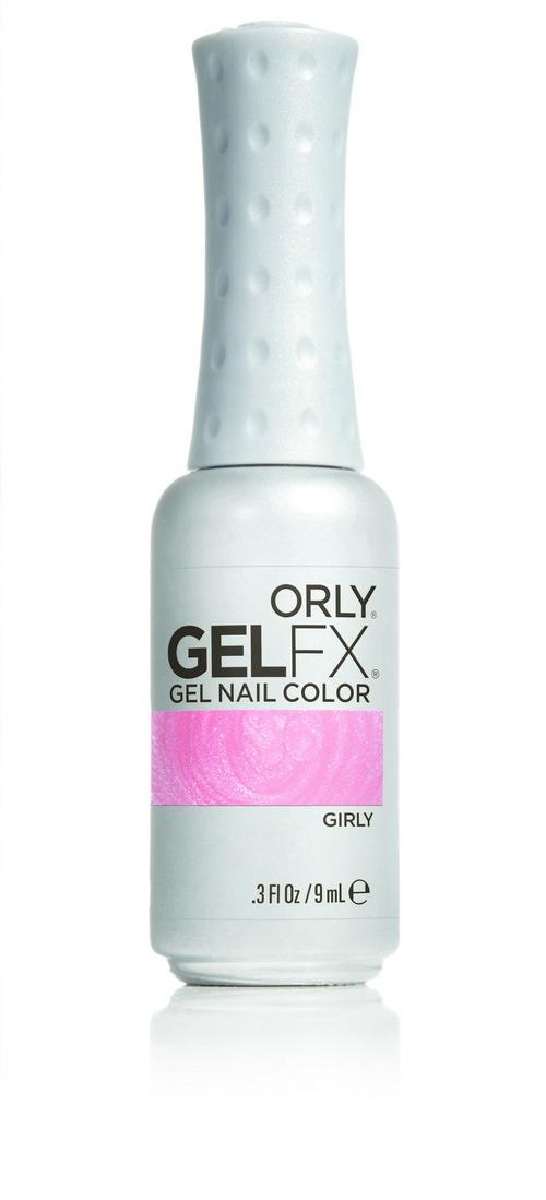 ORLY Гель-лак 581 Girly / GEL FX 9мл