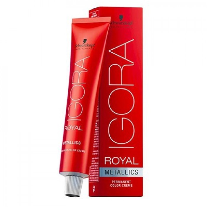 SCHWARZKOPF PROFESSIONAL 5-26 краска для волос / Игора Роял Металликс 60млКраски<br>Профессиональная перманентная крем-краска 5-26 Светлый коричневый пепельный шоколадный (60 мл). Превосходная крем-краска для волос, которая делает процесс окрашивания легким. Благодаря IGORA COLOR CRISTAL COMPLEX, входящие в него микрочастицы глубоко проникают внутрь волос, обеспечивая стойкое окрашивание, интенсивный цвет и натуральный блеск. Краска Igora Royal содержит витамин С и Care Complete, гарантирующие вашим волосам бережный уход и защиту от вредных воздействий окружающей среды. Результат: интенсивный, ровный, насыщенный цвет, отличное покрытие седины на долгое время. Способ применения: - краску необходимо смешать с окислителем. - окислитель приобретается отдельно. - наносить на сухие, немытые волосы. - оставить краску на 30-45 минут. - проэмульгировать и тщательно смыть большим количеством воды. Перед использованием ознакомьтесь с инструкцией Igora Royal.<br><br>Типы волос: Для всех типов