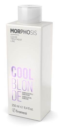 Купить FRAMESI Шампунь для холодных оттенков светлых волос / MORPHOSIS COOL BLONDE 250 мл