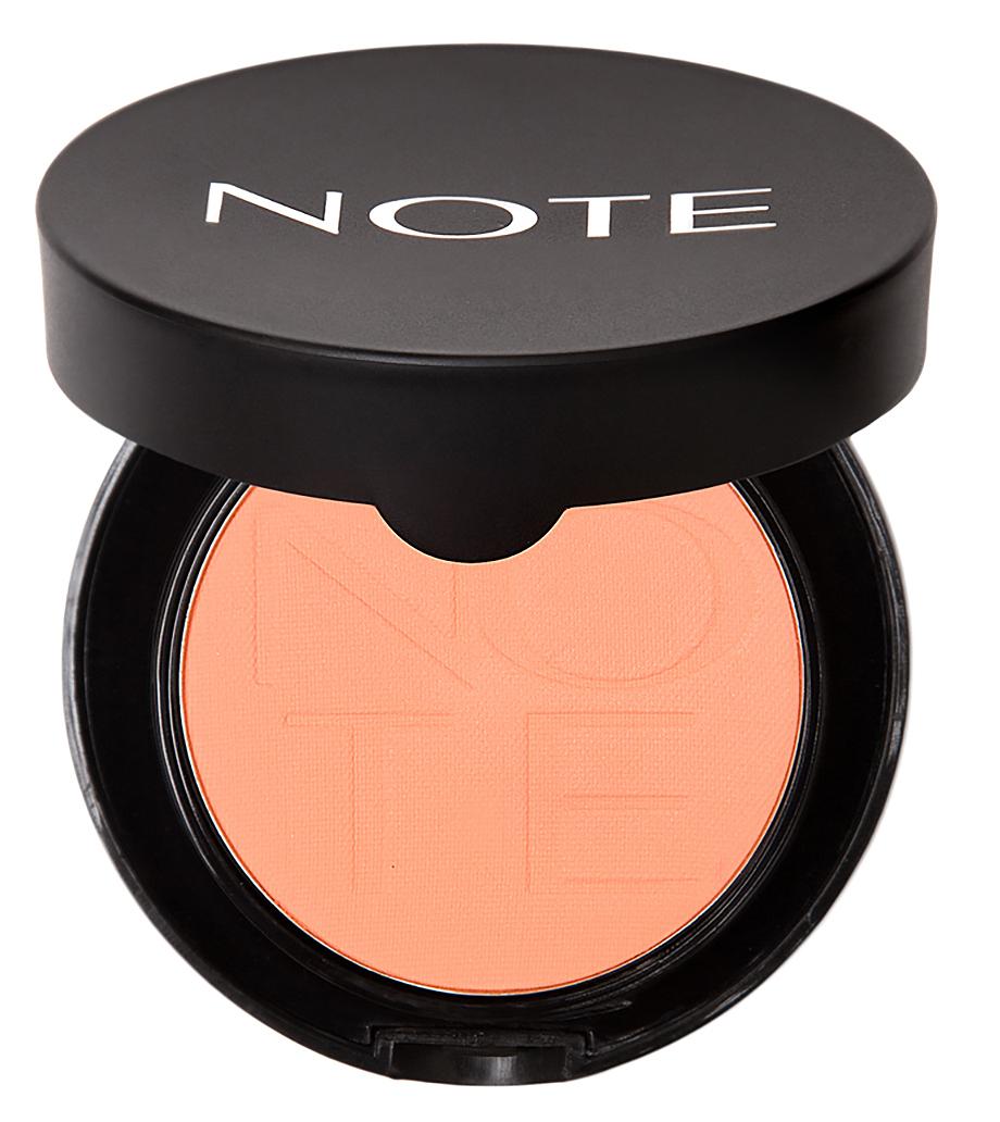 Купить NOTE Cosmetics Румяна компактные с эффектом сияния 04 / LUMINOUS SILK COMPACT BLUSHER 5, 5 г