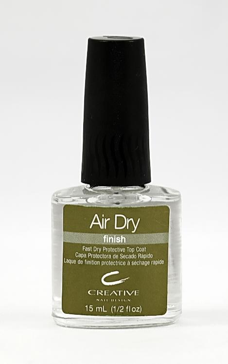 CND Покрытие верхнее с эффектом быстрой сушки лака / Air Dry 15мл~ от Галерея Косметики