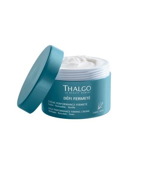 THALGO Интенсивный подтягивающий крем для тела / High Performance Firming Cream 200млКремы<br>Это средство оказывает глубокое воздействие, способствуя повышению упругости кожи. Технология Скульпт Актив (Sculpt Active) с помощью наиболее инновационных ингредиентов, способствует выравниванию текстуры кожи. Для идеальных форм и упругой кожи. Способ применение: утром и вечером наносить восходящими движениями на все тело<br>