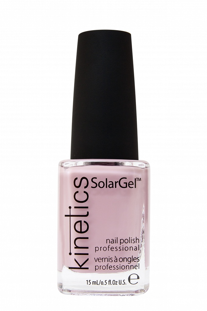 KINETICS 168 лак профессиональный для ногтей / SolarGel Polish 15 мл кпб cl 219
