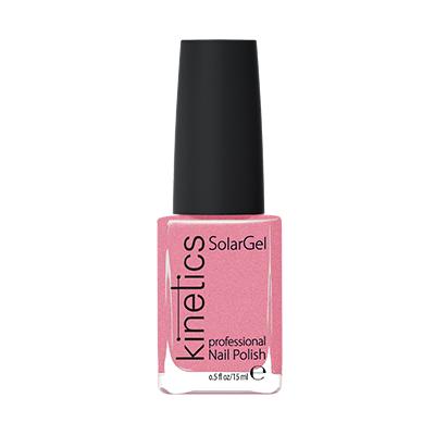 Купить KINETICS 084 лак профессиональный для ногтей / SolarGel Polish 15 мл, Розовые