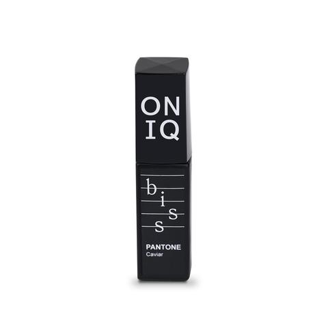 ONIQ Гель-лак для покрытия ногтей, Pantone: Caviar, 6 мл