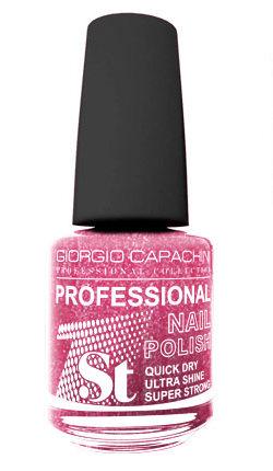 GIORGIO CAPACHINI 25 лак для ногтей пурпурная фиалка / 1-st Professional 16 мл.