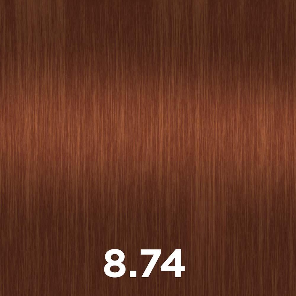 Купить CUTRIN 8.74 краситель безаммиачный для волос, карамель / AURORA 60 мл, Карамельный