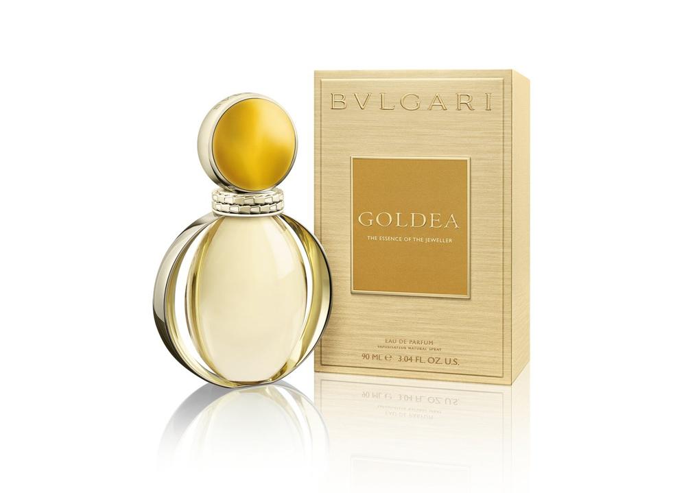 Купить BVLGARI Вода парфюмерная женская Bvlgari Goldea 90 мл