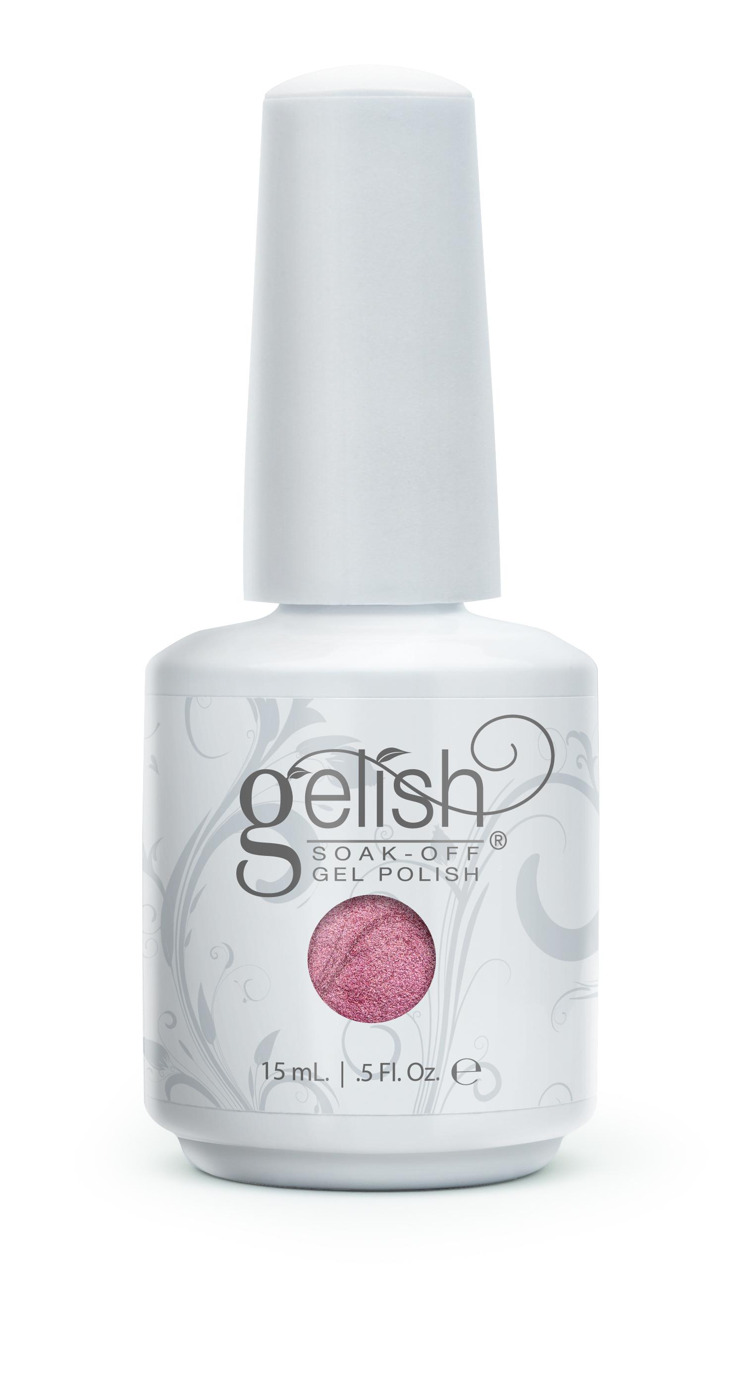 GELISH Гель-лак Last Call / GELISH 15млГель-лаки<br>Гель-лак Gelish наносится на ноготь как лак, с помощью кисточки под колпачком. Процедура нанесения схожа с&amp;nbsp;нанесением обычного цветного покрытия. Все гель-лаки Harmony Gelish выполняют функцию еще и укрепляющего геля, делая ногти более прочными и длинными. Ногти клиента находятся под защитой гель-лака, они не ломаются и не расслаиваются. Гель-лаки Gelish после сушки в LED или УФ лампах держатся на натуральных ногтях рук до 3 недель, а на ногтях ног до 5 недель. Способ применения: Подготовительный этап. Для начала нужно сделать маникюр. В зависимости от ваших предпочтений это может быть европейский, классический обрезной, СПА или аппаратный маникюр. Главное, сдвинуть кутикулу с ногтевого ложа и удалить ороговевшие участки кожи вокруг ногтей. Особенностью этой системы является то, что перед нанесением базового слоя необходимо обработать ноготь шлифовочным бафом Harmony Buffer 100/180 грит, для того, чтобы снять глянец. Это поможет улучшить сцепку покрытия с ногтем. Пыль, которая осталась после опила, излишки жира и влаги удаляются с помощью обезжиривателя Бондер / GELISH pH Bond 15&amp;nbsp;мл или любого другого дегитратора. Нанесение искусственного покрытия Harmony.&amp;nbsp; После того, как подготовительные процедуры завершены, можно приступать непосредственно к нанесению искусственного покрытия Harmony Gelish. Как и все гелевые лаки, продукцию этого бренда необходимо полимеризовать в лампе. Гель-лаки Gelish сохнут (полимеризуются) под LED или УФ лампой. Время полимеризации: В LED лампе 18G/6G = 30 секунд В LED лампе Gelish Mini Pro = 45 секунд В УФ лампах 36 Вт = 120 секунд В УФ лампе Harmony Mini Portable UV Light = 180 секунд ПРИМЕЧАНИЕ: подвергать полимеризации необходимо каждый слой гель-лакового покрытия! 1)Первым наносится тонкий слой базового покрытия Gelish Foundation Soak Off Base Gel 15 мл. 2)Следующий шаг   нанесение цветного гель-лака Harmony Gelish.&amp;nbsp; 3)Заключительный этап Нанесение ф