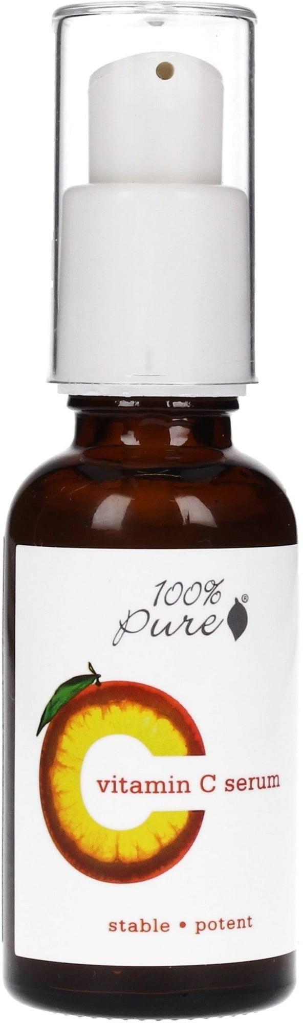 100% PURE Сыворотка с витамином С 30 мл