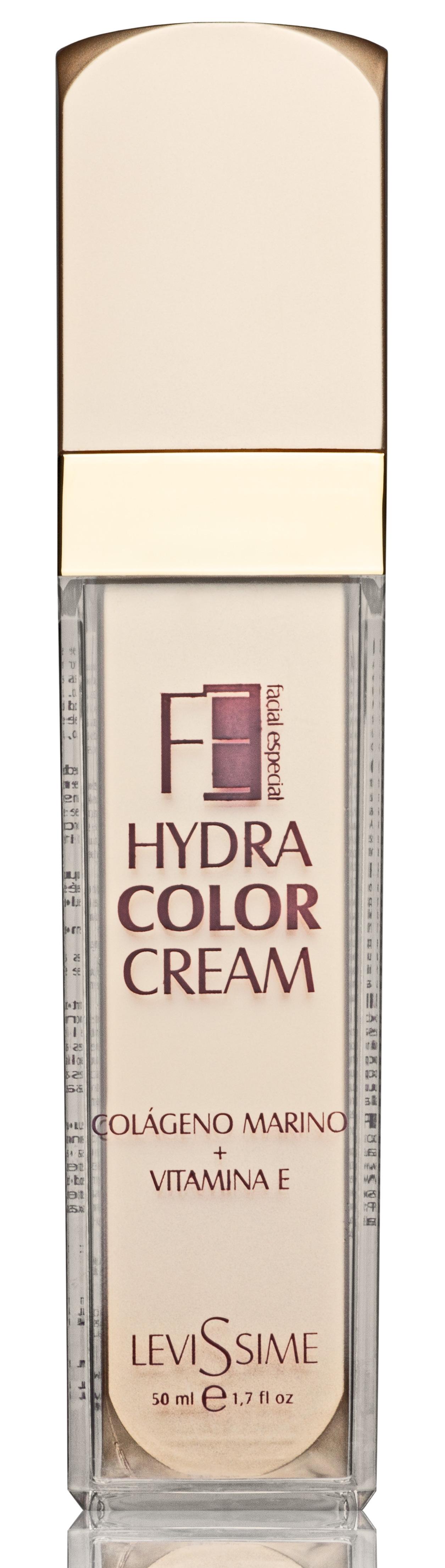 LEVISSIME Крем солнцезащитный с тональным эффектом / Hydracolor Cream 50 мл