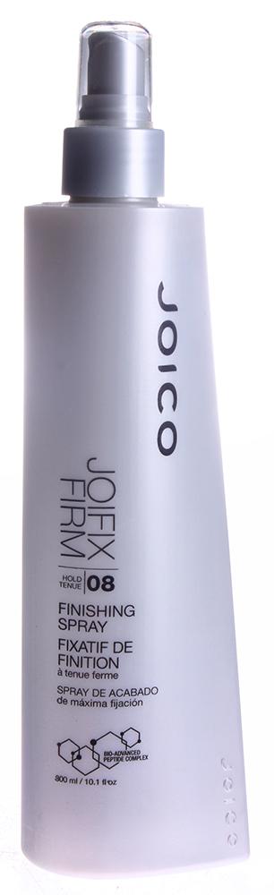 JOICO Лак неаэрозольный финишный сильной фиксации (фиксация 8) / STYLE &amp; FINISH 300млЛаки<br>Обеспечивает прочную фиксацию. Защищает волосы от УФ-лучей и влажности.Способ применения: распылите на влажные волосы для укладки. Распылите на сухие уложенные волосы с расстояния 20-30 см для придания им окончательной формы и дополнительной фиксации.<br>