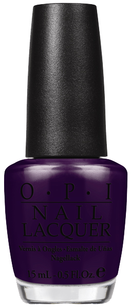 "OPI Лак для ногтей ""A Grape Affair"" / COCA-COLA 15мл"