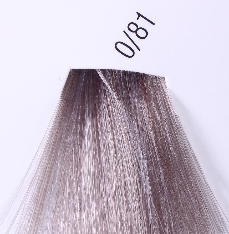 WELLA 0/81 жемчужно-пепельный краска д/волос / Koleston 60мл