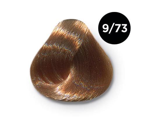 Купить OLLIN PROFESSIONAL 9/73 краска для волос, блондин коричнево-золотистый / OLLIN COLOR 100 мл