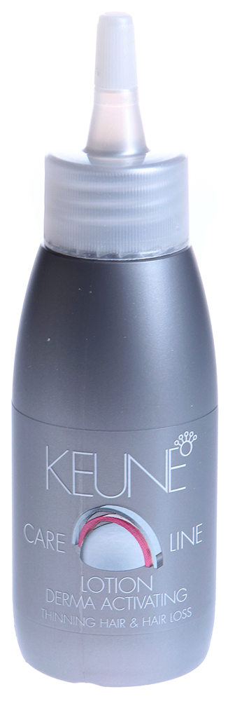 KEUNE Лосьон против выпадения Кэе Лайн / CL ACTIVATING LOTION 75 мл keune кондиционер спрей 2 фазный для кудрявых волос кэе лайн cl control 2 phase spray 400мл
