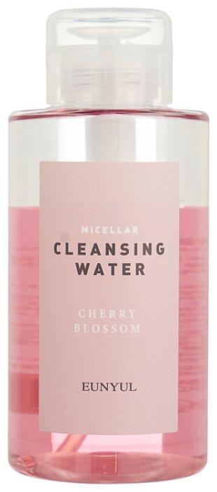 EUNYUL Вода мицеллярная очищающая двухфазная с вишневым цветом 500 мл