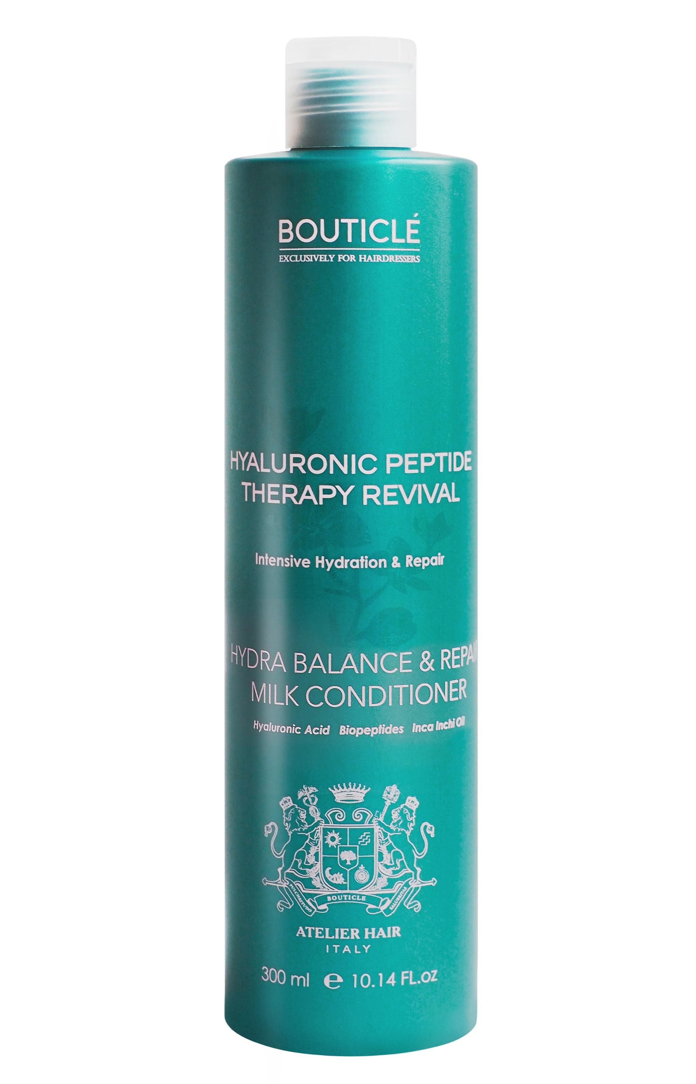 Купить BOUTICLE Кондиционер увлажняющий для поврежденных волос / Hydra Balance & Repair Milk Conditioner 300 мл
