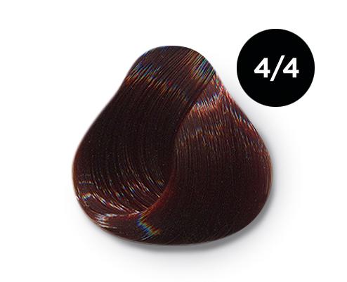 Купить OLLIN PROFESSIONAL 4/4 краска для волос, шатен медный / OLLIN COLOR 100 мл