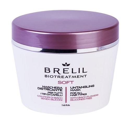 Купить BRELIL professional Маска для непослушных волос / BIOTREATMENT Soft 220 мл