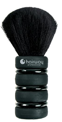 HAIRWAY Щетка-сметка на пластиковой основе, черная все цены