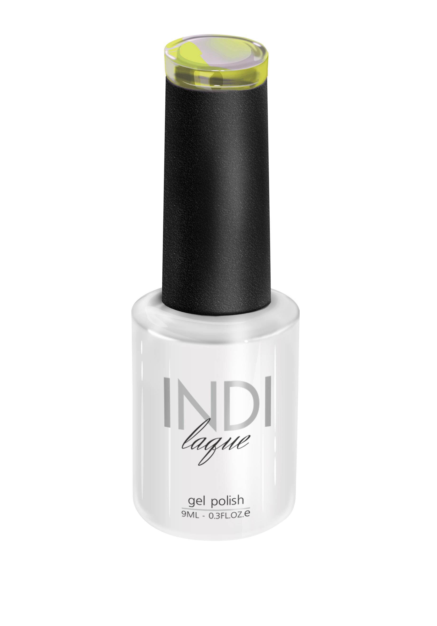 RuNail 3526 гель-лак для ногтей / INDI laque 9 мл