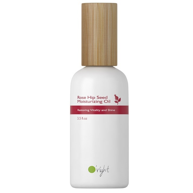 Купить со скидкой O'RIGHT Масло ультра увлажняющее для волос Шиповник / Premier Rose Hip Seed Moisturizing Oil 100 мл