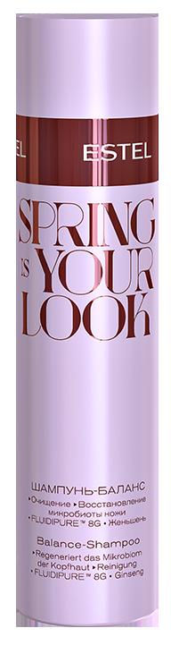 ESTEL PROFESSIONAL Шампунь-баланс для волос / Spring Is Your Look 250 мл