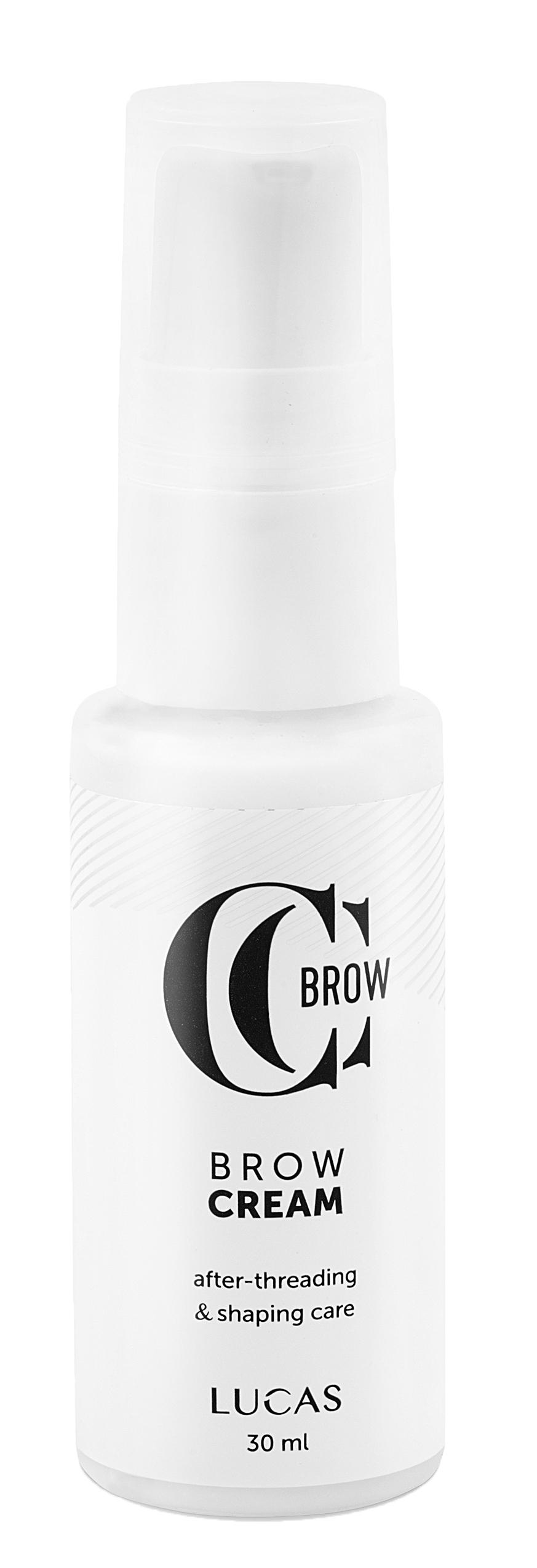 Купить LUCAS' COSMETICS Крем для тридинга бровей / CC Brow cream 30 мл