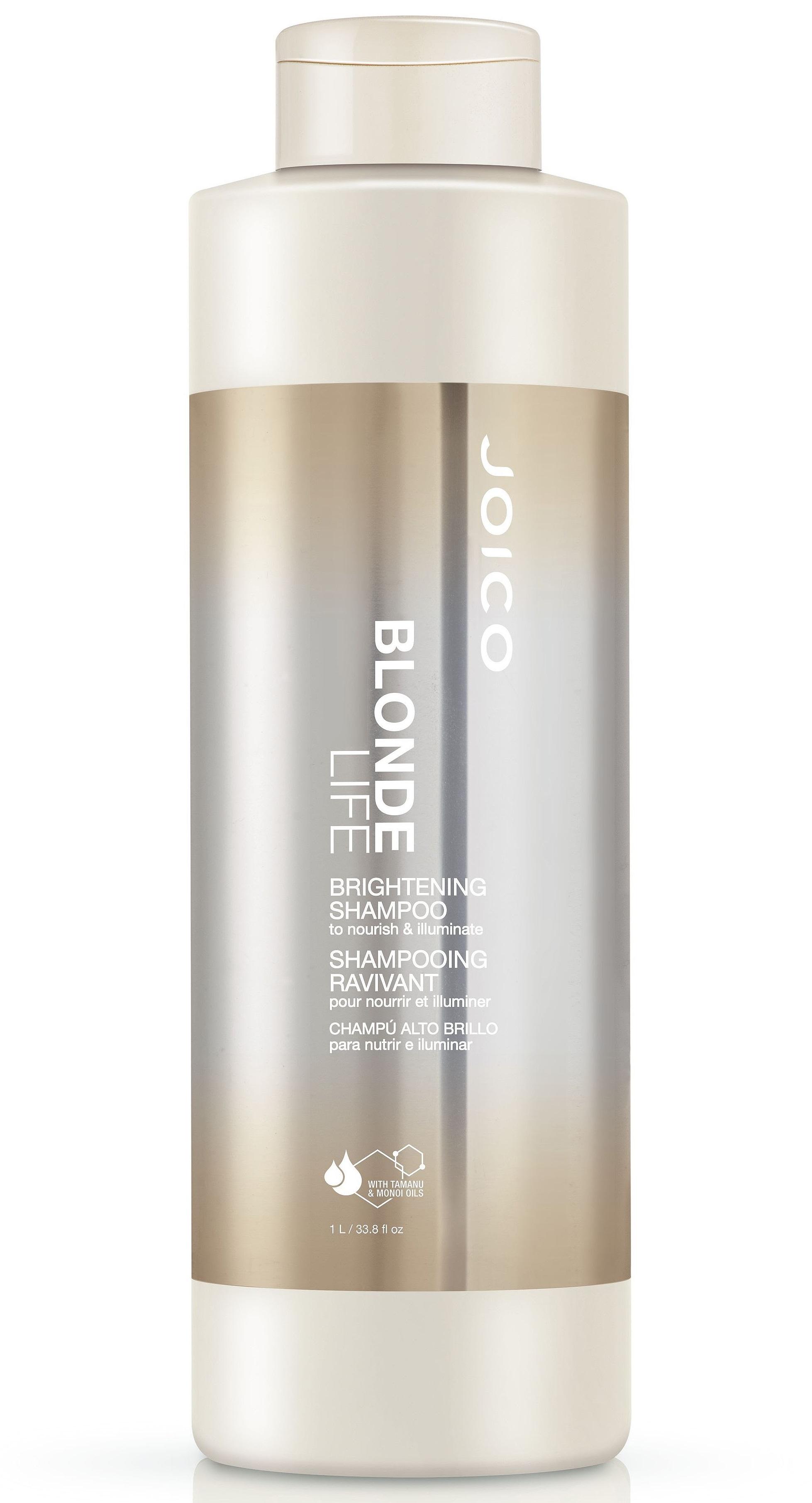 JOICO Шампунь для сохранения чистоты и сияния блонда Безупречный блонд / Blond Life 1000 мл.