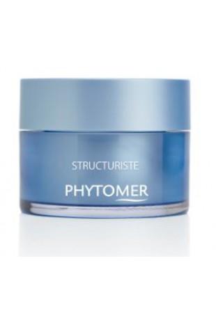 PHYTOMER Крем-лифтинг укрепляющий / Firming Lift Cream 50млКремы<br>Экзополисахарид GMR   инновационный ингредиент    реструктуризатор  кожи, укрепляет коллагеновые волокна, активизирует синтез двух важных компонентов: HYALURONAN SYNTHASE 3 ,гиалурованная кислота, стимулирует активность фибробластов, восстанавливает структуру дермы, увеличивает синтез якорного коллагена . Активные ингредиенты: экзополисахарид GMR Назначение: для восстановления овала лица, тонуса и упругости кожи. Способ применения: небольшое количество крема равномерно распределить по предварительно очищенной и тонизированной коже лица , шеи, декольте. При ежедневном применении крем используется утром /вечером<br><br>Объем: 50 мл<br>Вид средства для лица: Укрепляющий