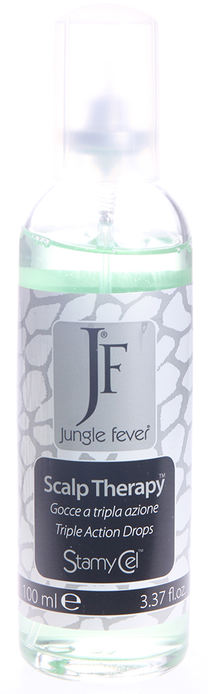 JUNGLE FEVER ������ �������� �������� / Triple Action Drops SCALP THERAPY 100��